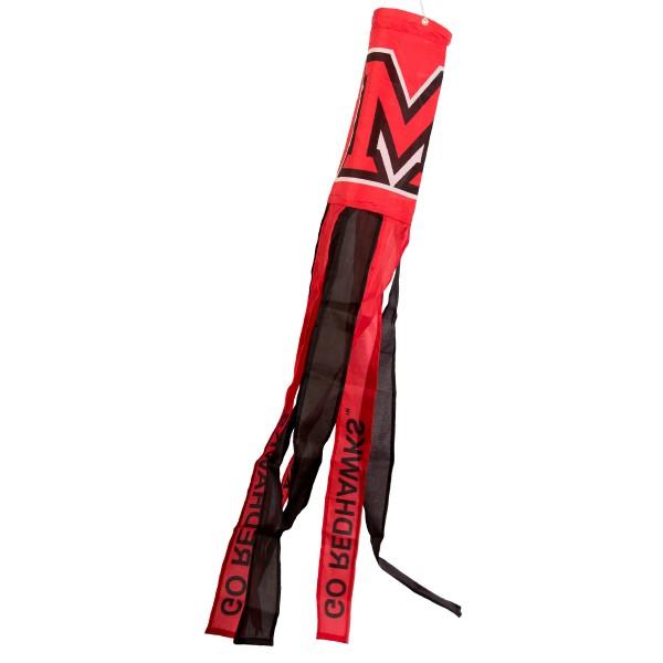 Wind Sock for MU Redhawks