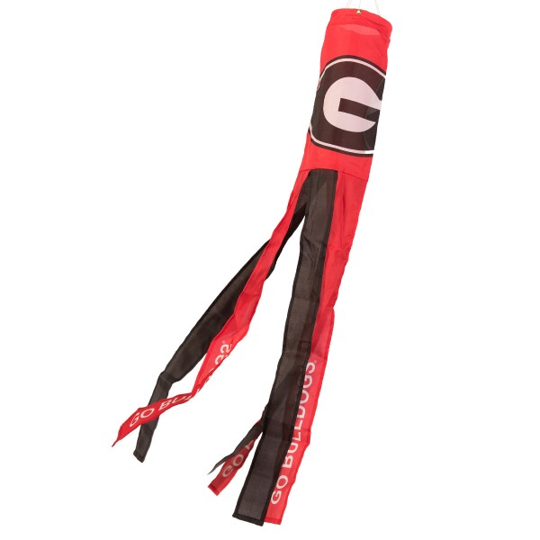Wind Sock for UGA Bulldogs