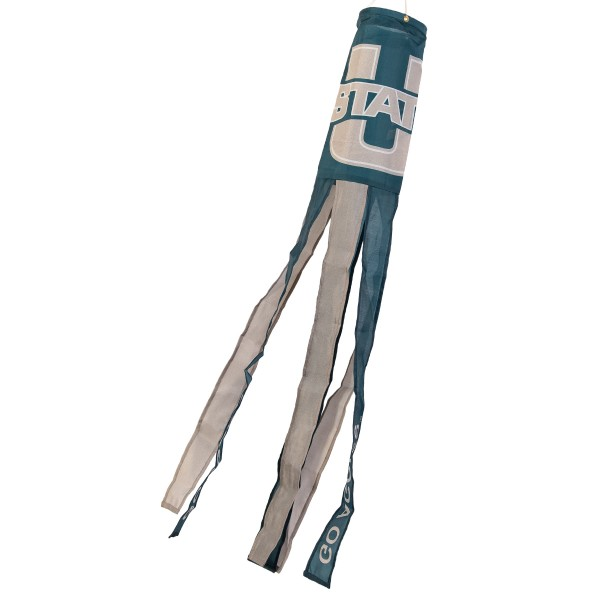 Wind Sock for Utah State Aggies