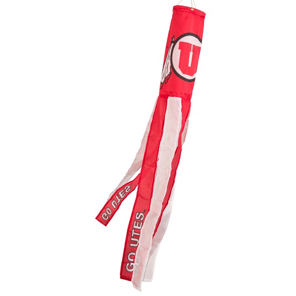 Wind Sock for Utah Utes
