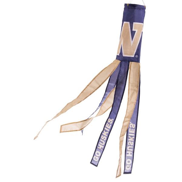 Wind Sock for Washington UW Huskies