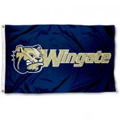 Wingate Bulldogs Flag