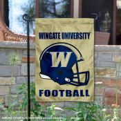 Wingate Bulldogs Football Garden Flag