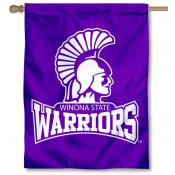Winona State University House Flag