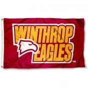 Winthrop Eagles Flag