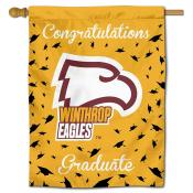 Winthrop Eagles Graduation Banner