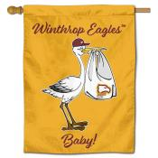 Winthrop Eagles New Baby Banner