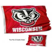 Wisconsin Badger Flag - Stadium