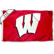 Wisconsin Badgers 4'x6' Flag