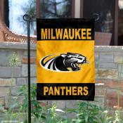 Wisconsin Milwaukee Panthers Flag Garden Flag