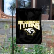 Wisconsin Oshkosh Titans Garden Flag