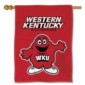 WKU Hilltoppers Banner Flag