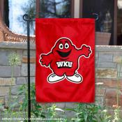 WKU Hilltoppers Big Red Garden Flag
