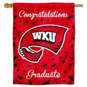 WKU Hilltoppers Graduation Banner