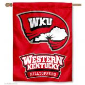 WKU Hilltoppers House Flag