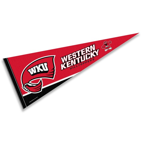 WKU Hilltoppers Pennant