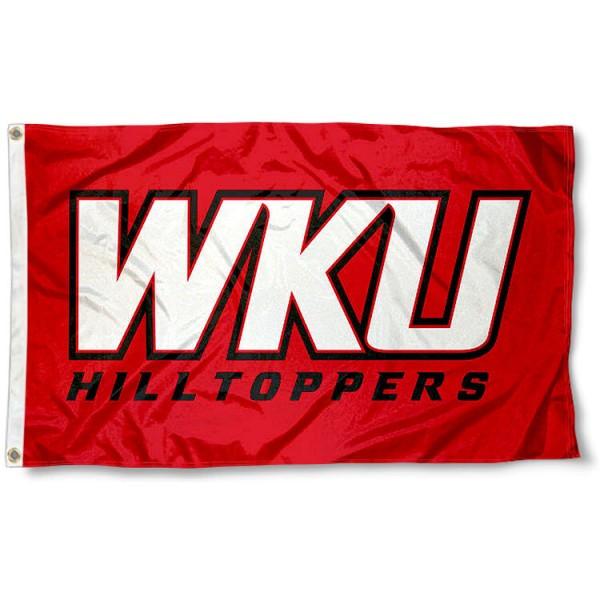 WKU Hilltoppers WKU 3x5 Foot Flag