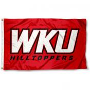 WKU Hilltoppers WKU 3x5 Foot Flag