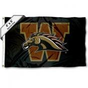 WMU Broncos 4'x6' Flag