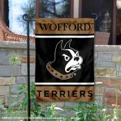 Wofford Terriers Garden Flag