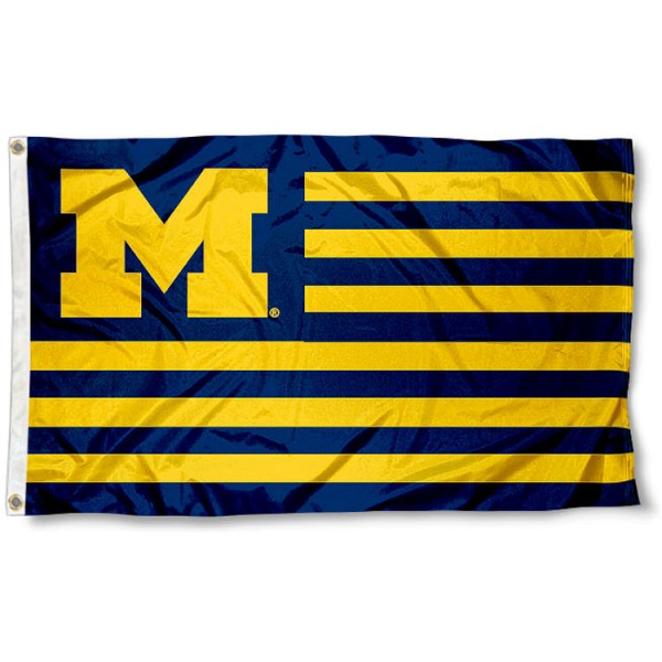 Wolverine Nation Flag