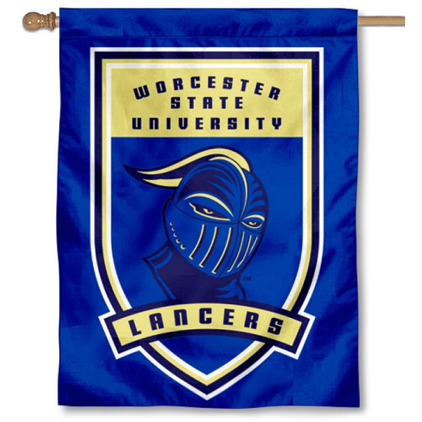 Worcester State University House Flag