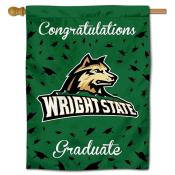 Wright State Raiders Graduation Banner