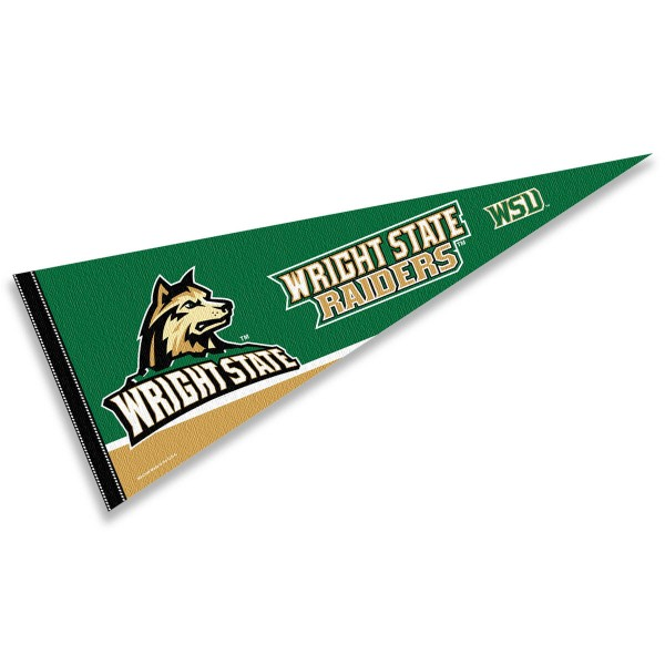Wright State Raiders Pennant