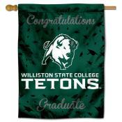WSC Tetons Graduation Banner