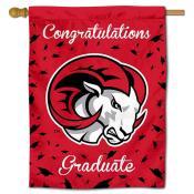 WSSU Rams Graduation Banner