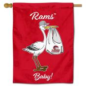WSSU Rams New Baby Banner