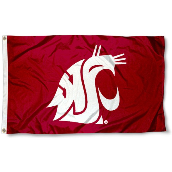 WSU Cougar Flag