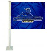 WSU Lancers Car Flag