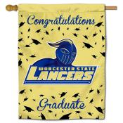 WSU Lancers Graduation Banner