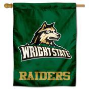 WSU Raiders Blue House Flag