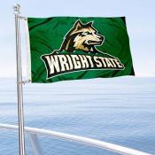 WSU Raiders Boat Nautical Flag