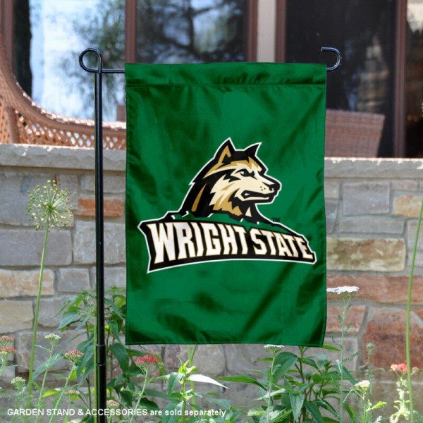 WSU Raiders New Logo Garden Banner