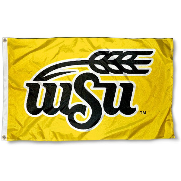 WSU Shockers Flag