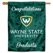WSU Warriors Graduation Banner