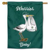 WSU Warriors New Baby Banner