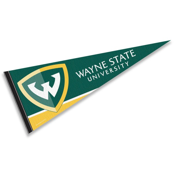 WSU Warriors Pennant