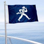 WU Ichabods Boat Nautical Flag