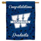 WU Ichabods Graduation Banner