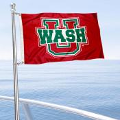 WUSTL Bears Boat Nautical Flag