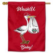 WUSTL Bears New Baby Banner