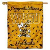 WVSU Yellow Jackets Graduation Banner