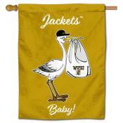 WVSU Yellow Jackets New Baby Banner