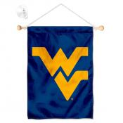 WVU Mountaineers Small Wall and Window Banner