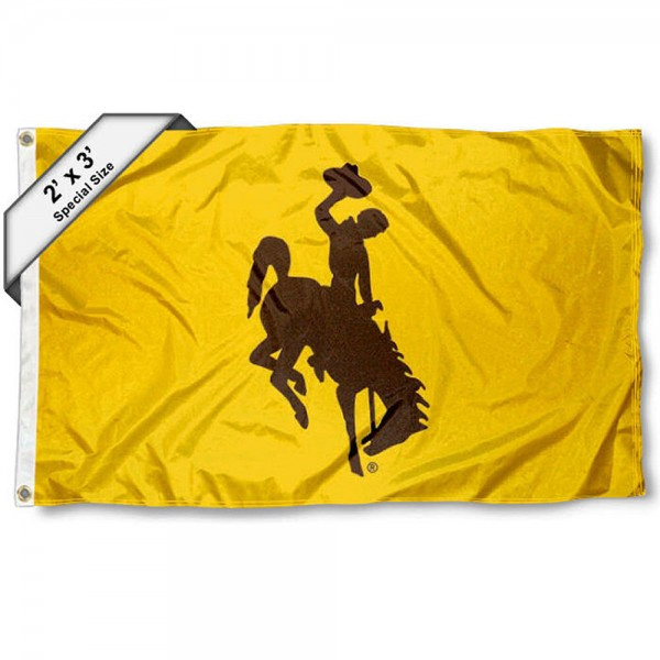 Wyoming Cowboys 2x3 Flag
