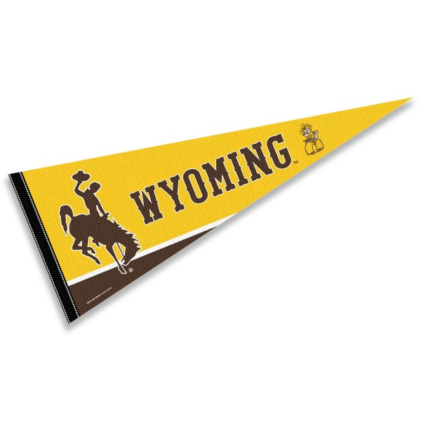 Wyoming Cowboys Pennant